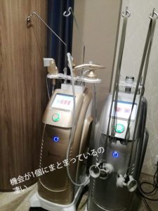 スレンダ銀座 エステ体験